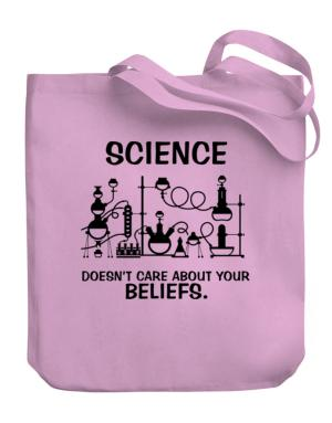 Bolso de Science doesn't care about your beliefs