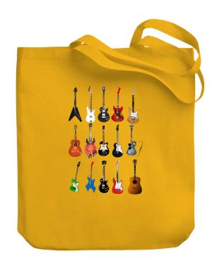 Bolsos de Guitar Players Are Well Strung