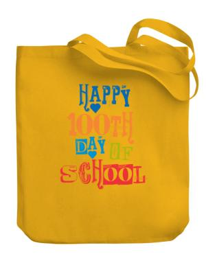 Bolso de Happy 100th day of school cool style