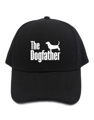 The dogfather Basset Hound Baseball Cap