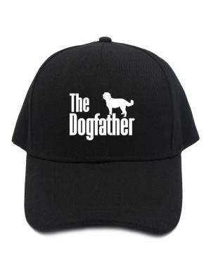 The dogfather Labradoodle Baseball Cap