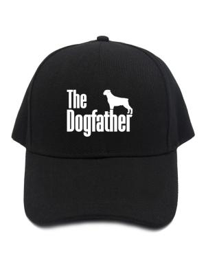 The dogfather Rottweiler Baseball Cap