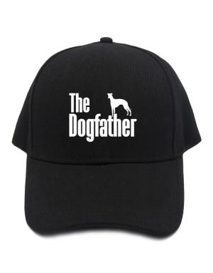 The dogfather Whippet Baseball Cap