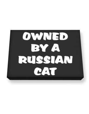 Owned By S Russian Canvas square