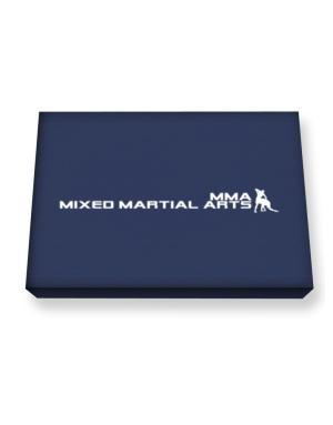 MMA Mixed Martial Arts cool style Canvas square