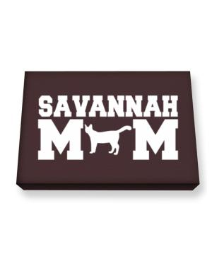 Savannah mom Canvas square