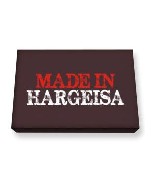 Made in Hargeisa Canvas square