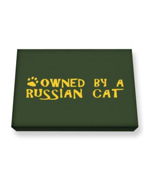Owned By A Russian Canvas square