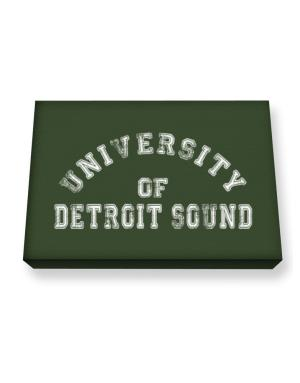 University of Detroit Sound Canvas square