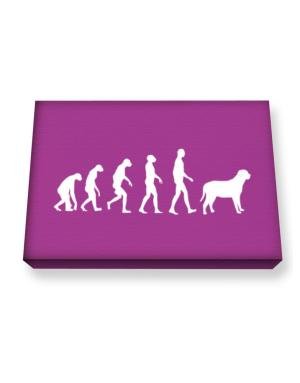 Broholmer evolution Canvas square