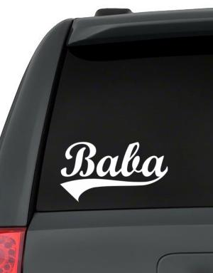 Baba Decal Pack