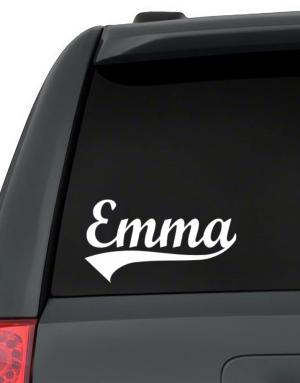 Emma Decal Pack