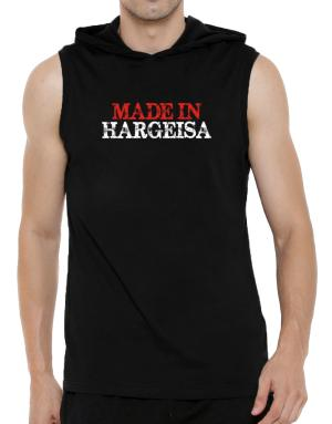Made in Hargeisa Hooded Sleeveless T-Shirt - Mens