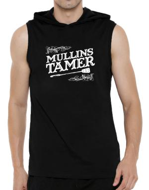 Mullins tamer Hooded Sleeveless T-Shirt - Mens