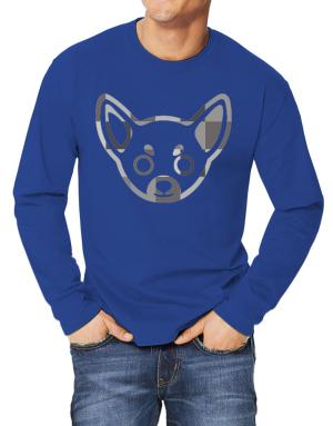 I bite and protect chihuahua Long-sleeve T-Shirt