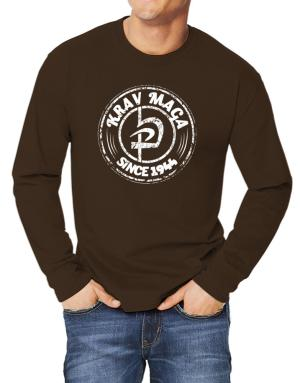 Krav maga since 1944 Long-sleeve T-Shirt