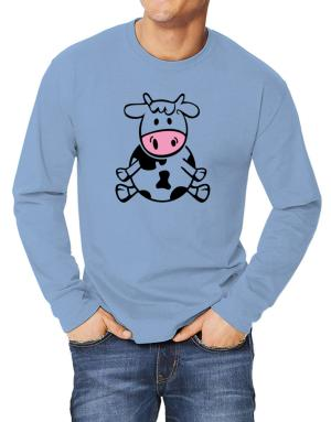 Baby Cow Long-sleeve T-Shirt