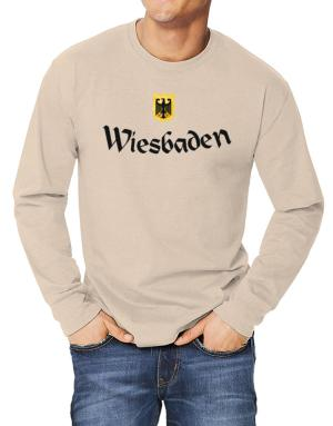 WIesbaden Germany Long-sleeve T-Shirt
