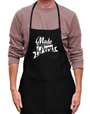 Made in Peru Apron