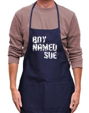 Boy Named Sue Apron