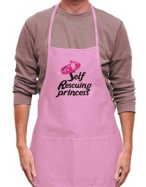 Self Rescuing Princess Apron