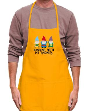 Hanging with my Gnomies Apron
