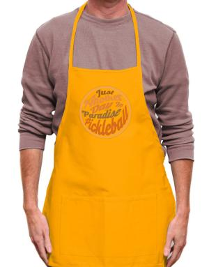 Just another day in paradise pickleball Apron
