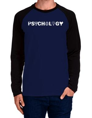 Raglan Manga Larga de Psychology symbolism