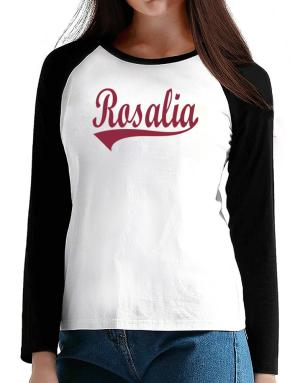 Rosalia T-Shirt - Raglan Long Sleeve-Womens