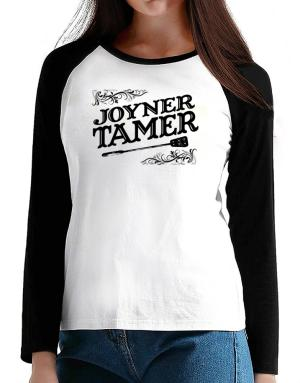 Joyner tamer T-Shirt - Raglan Long Sleeve-Womens