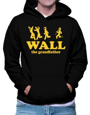Wall The Grandfather Hoodie