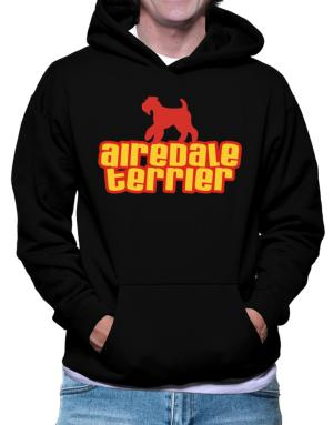 Breed Color Airedale Terrier Hoodie
