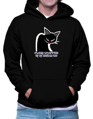 Pussy Whipped By My Aegean Cat Hoodie