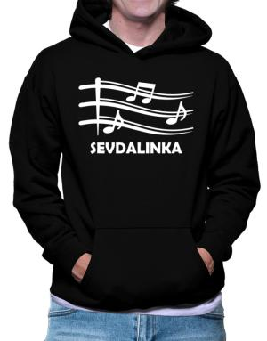 Sevdalinka - Musical Notes Hoodie