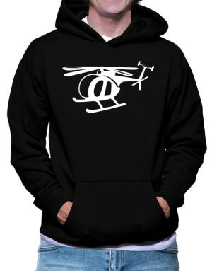 Mini Helicopter Hoodie