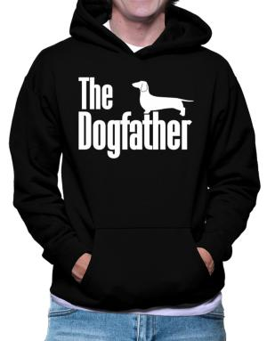 The dogfather Dachshund Hoodie