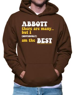 Abbott There Are Many... But I (obviously) Am The Best Hoodie