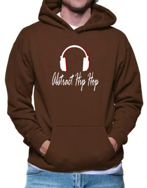 Listen Abstract Hip Hop Hoodie