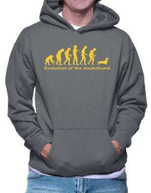 Evolution Of The Dachshund Hoodie