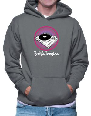 British Invasion - Turntable Hoodie