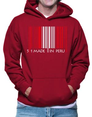 Made in Peru cool design Hoodie