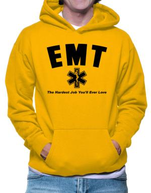 EMT the hardest job you