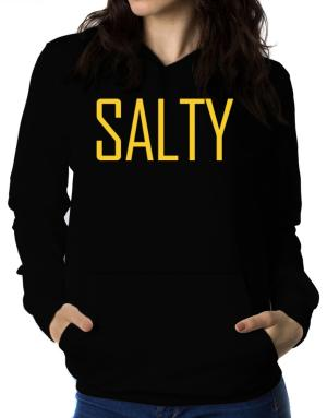 Salty - Simple Women Hoodie