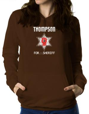 Polera Con Capucha de Thompson for Sheriff