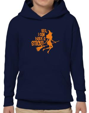 Yes, I Can Drive A Stick! Hoodie-Boys