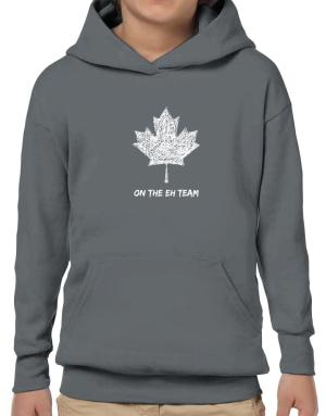 Sudaderas con Capucha para Niños de Canada on The Eh Team