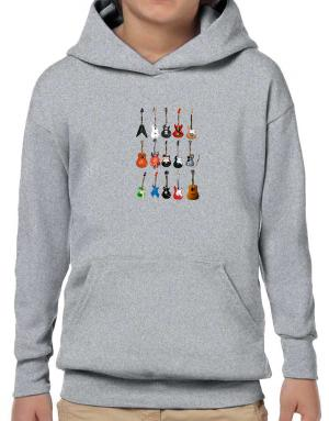 Guitar Players Are Well Strung Hoodie-Boys