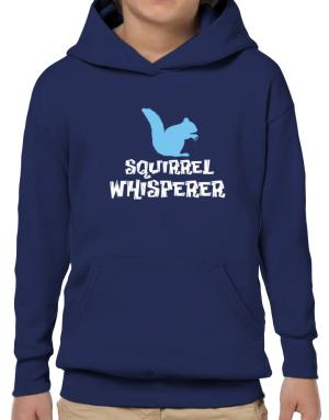 Squirrel Whisperer Hoodie-Boys