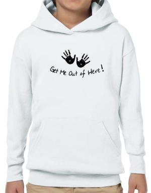 Get Me Out of Here Hoodie-Boys
