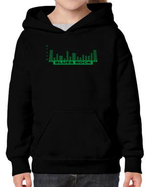 Blues Rock - Equalizer Hoodie-Girls